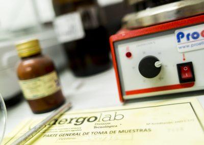 Fotografía instalaciones y laboratorio de ensayo 19_023 - by JCahué Photo