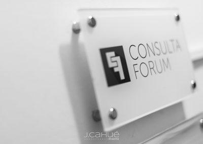 Consulta Forum 001 B&N - SPF by Jordi Cahué